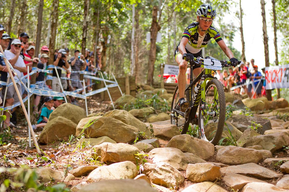 UCI World Cup XC 2012 – Elite Women
