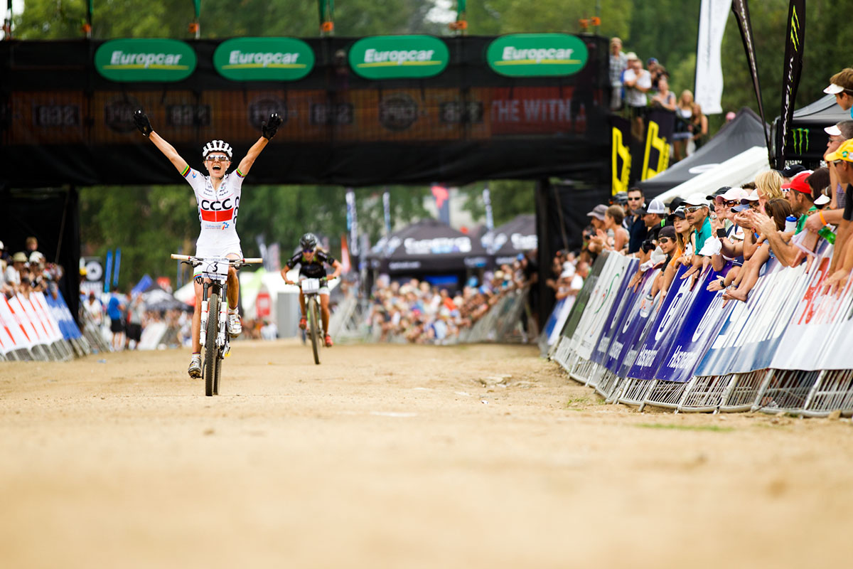 UCI World Cup XC 2012 – Elite Women