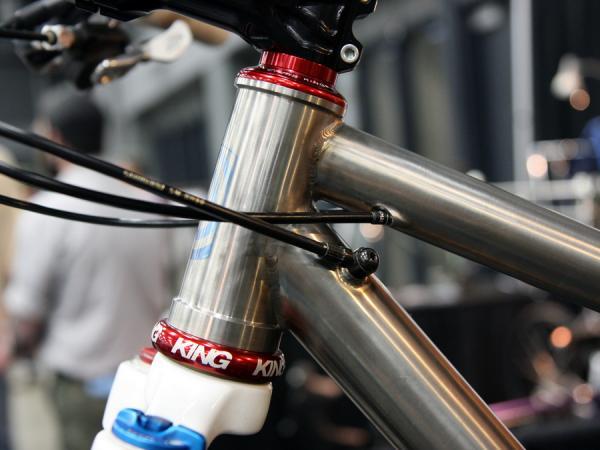 Cuscinetti serie sterzo bici serie sterzo bici bici in lega di alluminio per sostituzione tubo sterzo telaio bici 34mm