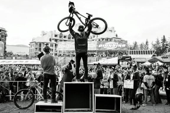 Brandon Semenuk, Sam Pilgrim - Winners