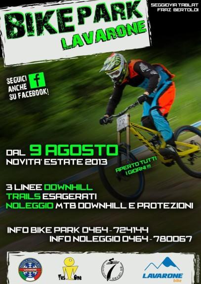 bike park lavarone_locandina new