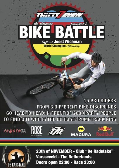 2013 THIRTY7EVEN Bike Battle