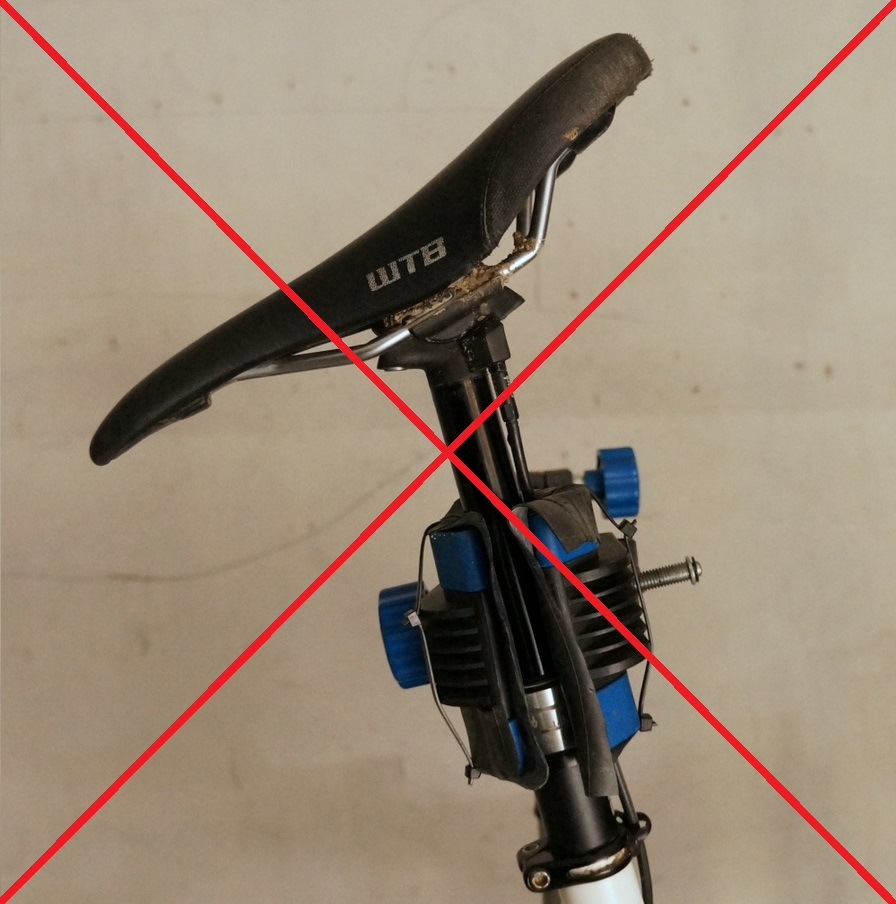 Non Da FareMtb Mag TelescopiciCose Reggisella com eY2WD9EIbH