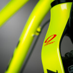 Niner SIR9 SS  hardtail in Blaze Yellow