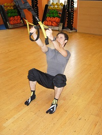 trx squat row 1