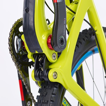 Santa Cruz Bronson - Tech News