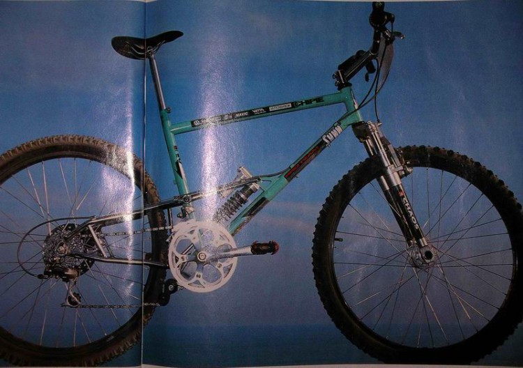 Gachet Sunn Radical 1994