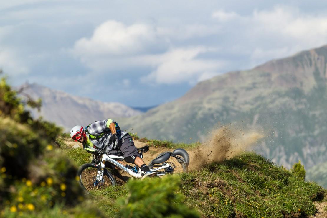Rob-J, Moments before Detonation, St. Moritz Flow Trail