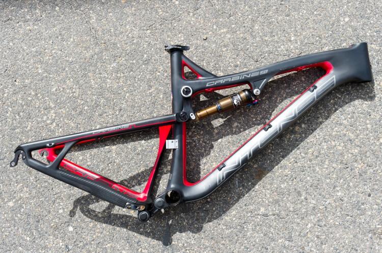 Non basta un buon tleaio per fare una buona bici, servono anche dei buoni componenti