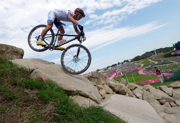 Olympic Games 2012 Cycling Mountain Bike