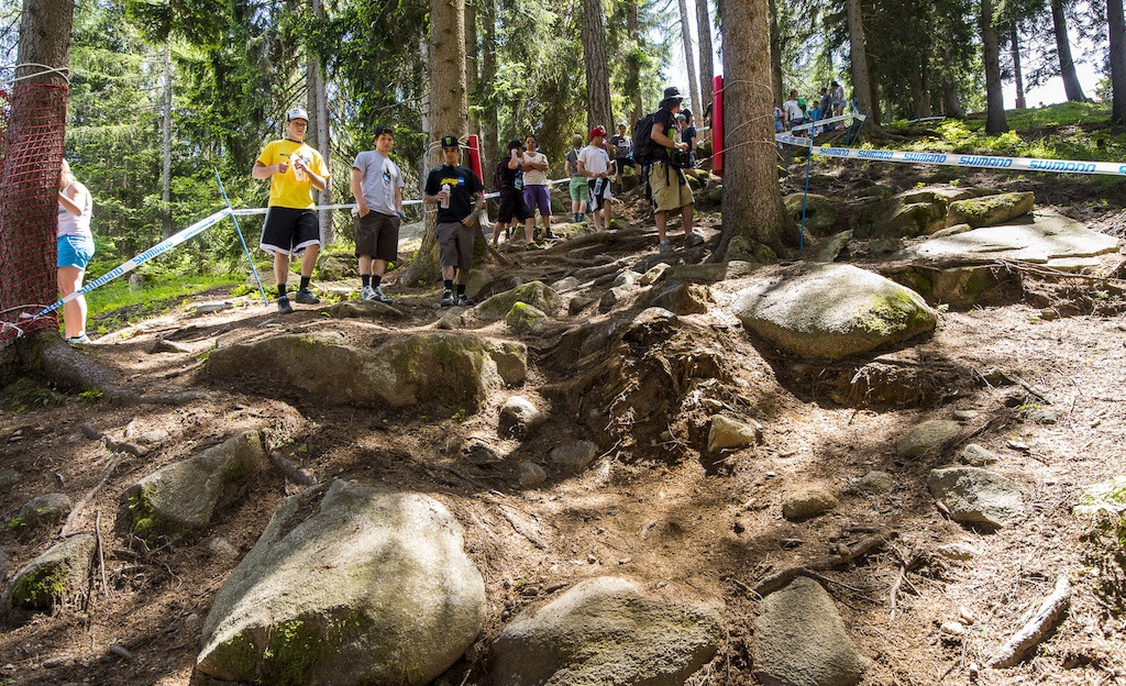 Val di Sole WC transfer and day 1
