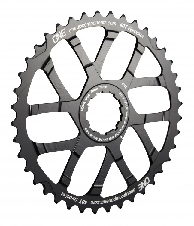 OneUp_Components_40T_Sprocket_Black_Iso
