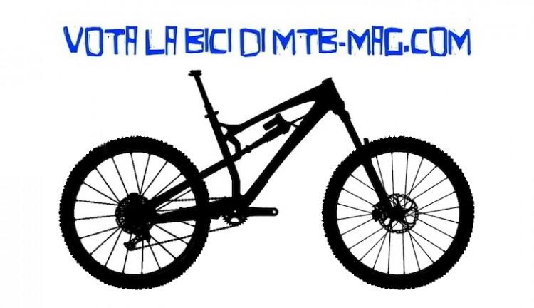 vota la bici finita