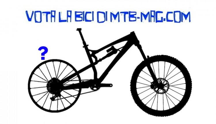 vota la bici gomma post