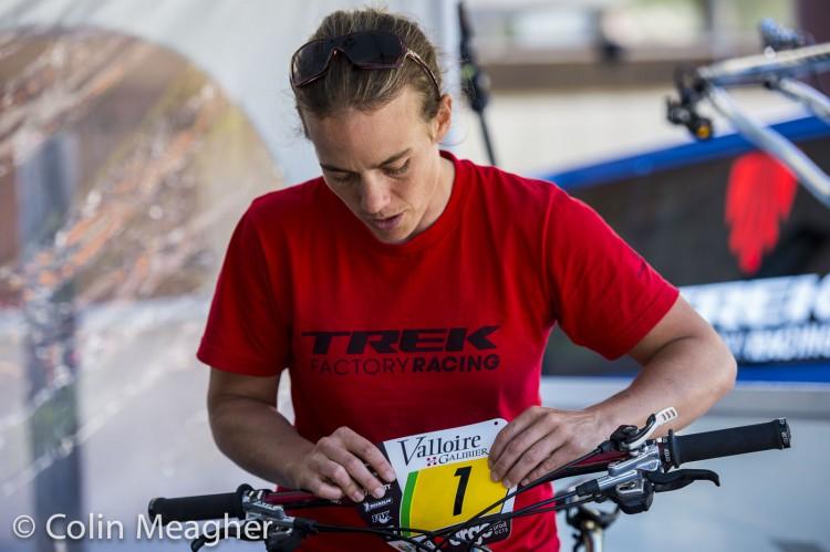 2014 Valloire France Pre-race