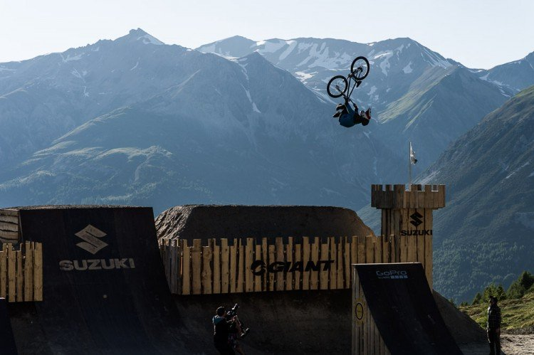 Suzuki Nine Knights MTB 2014 – Day 6 No Contest Session