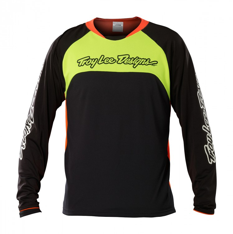 14TLD_MTB_JERSEY_SPRINT_GWIN_FLOORG_FRONT