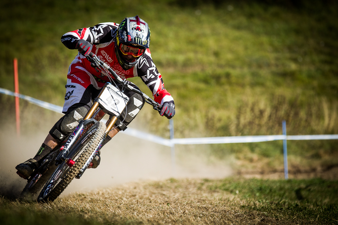 Steve Peat UCI World Cup 2013