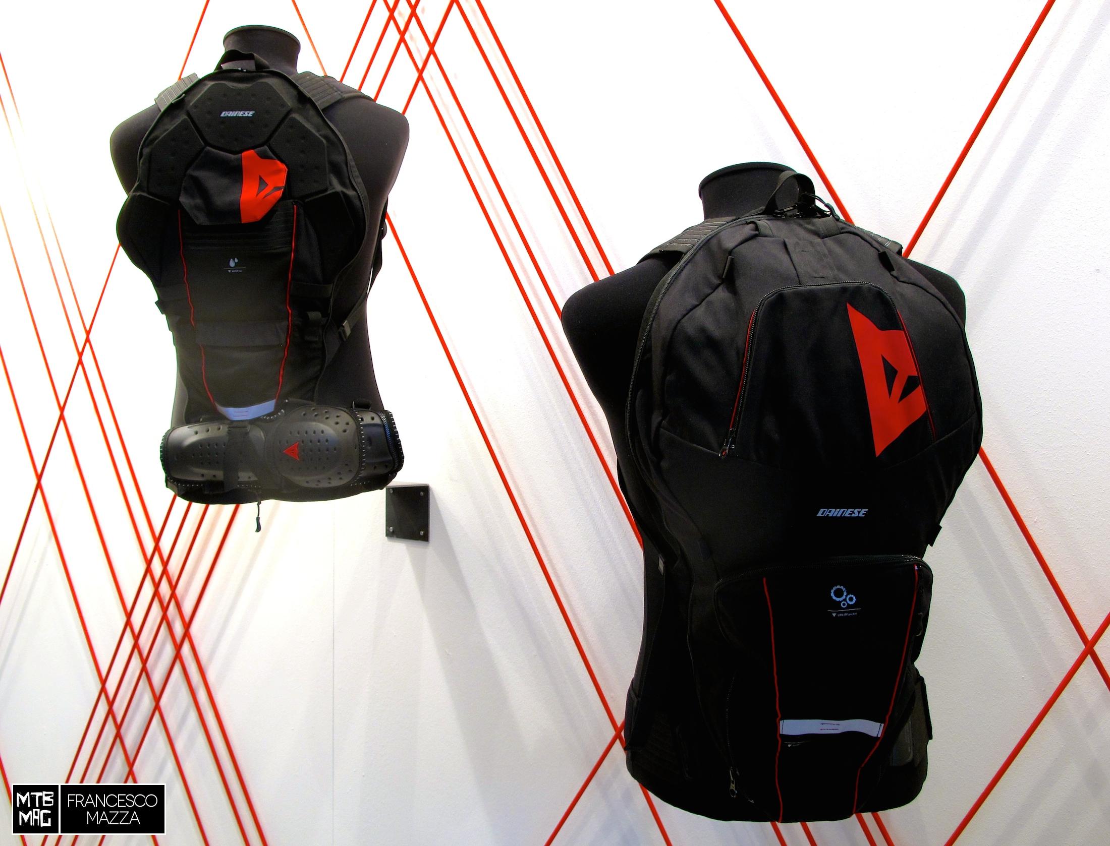 nuovo prodotto 8569f 09419 MTB-MAG.COM - Mountain Bike Online Magazine | Dainese Pro ...