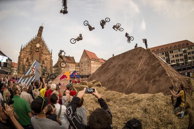 Nicholi Rogatkin - District Ride - Action