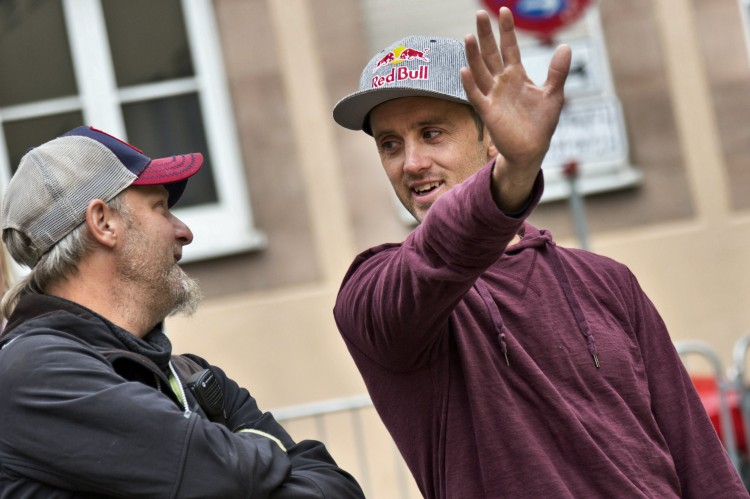 RBDR_Niko Bössl and Aaron Chase_(c)Daniel Grund Red Bull Content Pool_P-20140902-00265