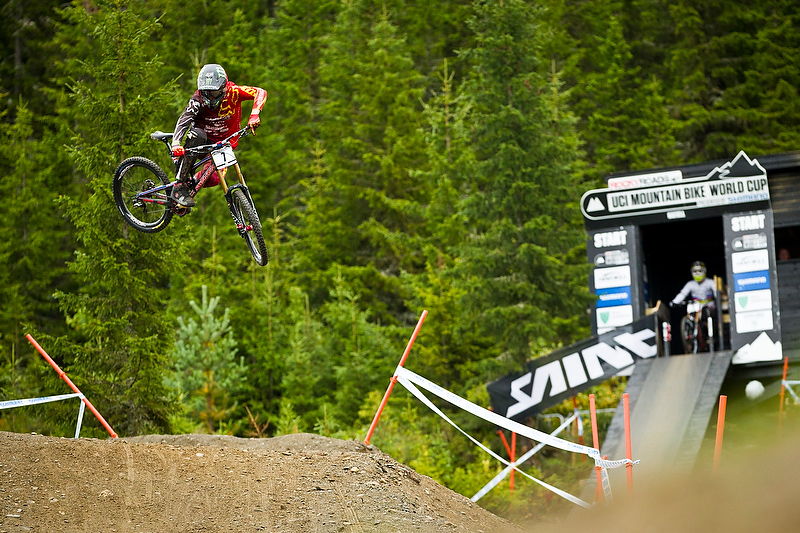 UCI World Cup, MTB, Hafjell Norway, 2012, World Champs