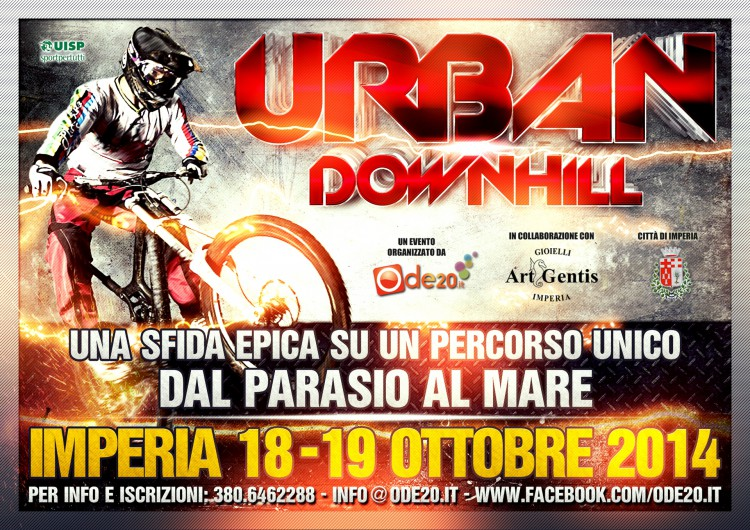 flyer urban downhill_FRONTE
