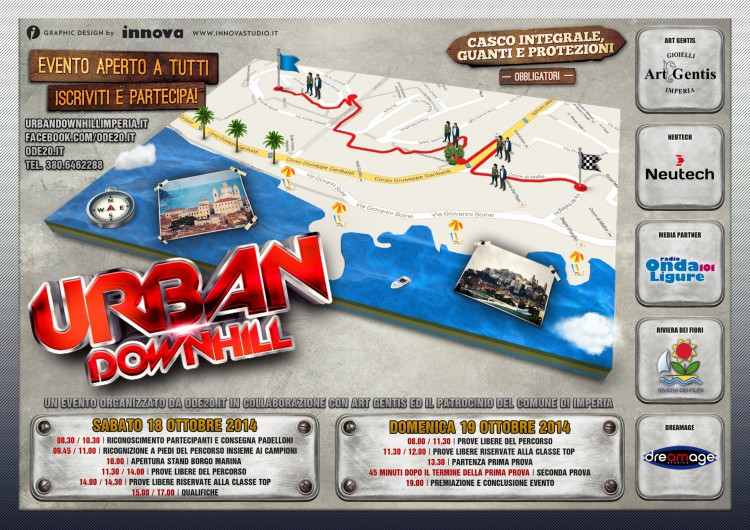 flyer urban downhill_RETRO