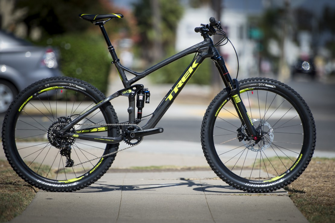 Tested Trek Slash 9 8 Carbon 27 5 Mtb Mag Com