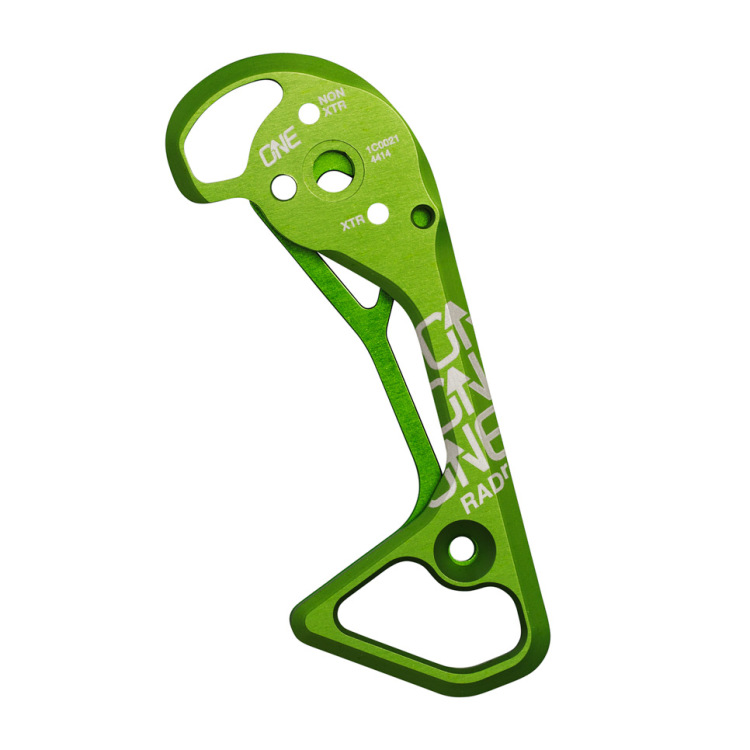 OneUp-Components-RADr-Cage-Front-Back-Green-Front