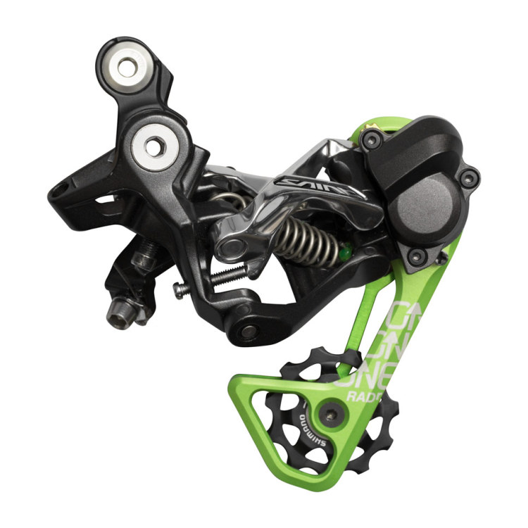 OneUp-Components-RADr-Cage-Saint-Green-Front