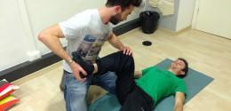 flessione estensione passiva del ginocchio 1