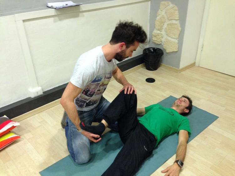 flessione estensione passiva del ginocchio 2