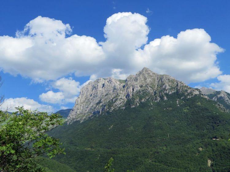 Monte Bove nord