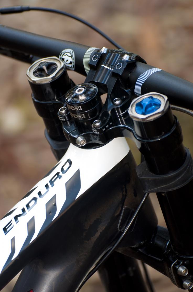 Enduro 29 SW Dorado 9