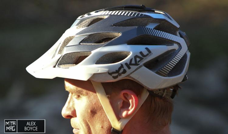 Блог компании ChillenGrillen: Шлем для АМ: тест шлема Kali Amara