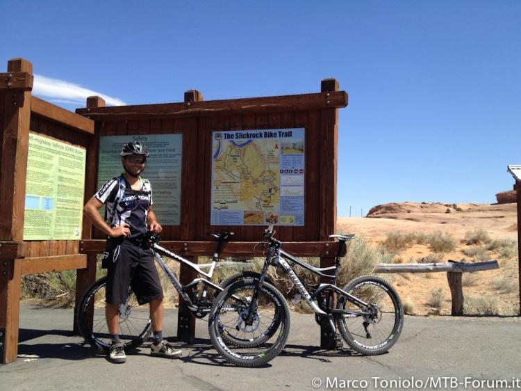 Moab Slickrock Trail 13