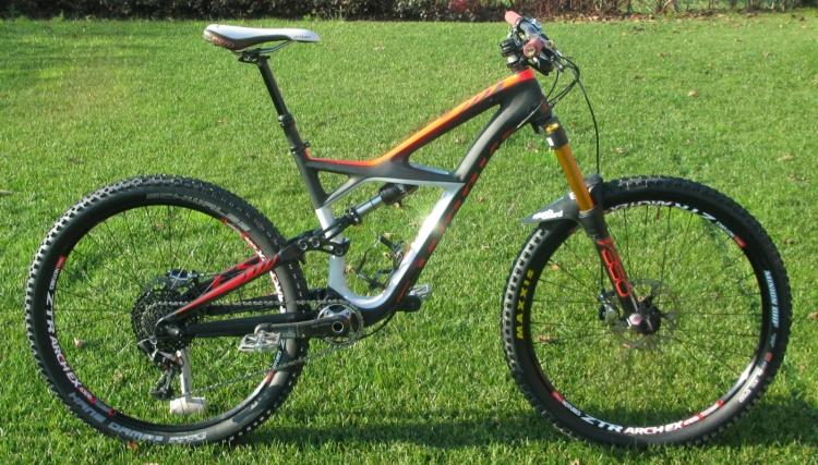 Specy Enduro sw 650B 13