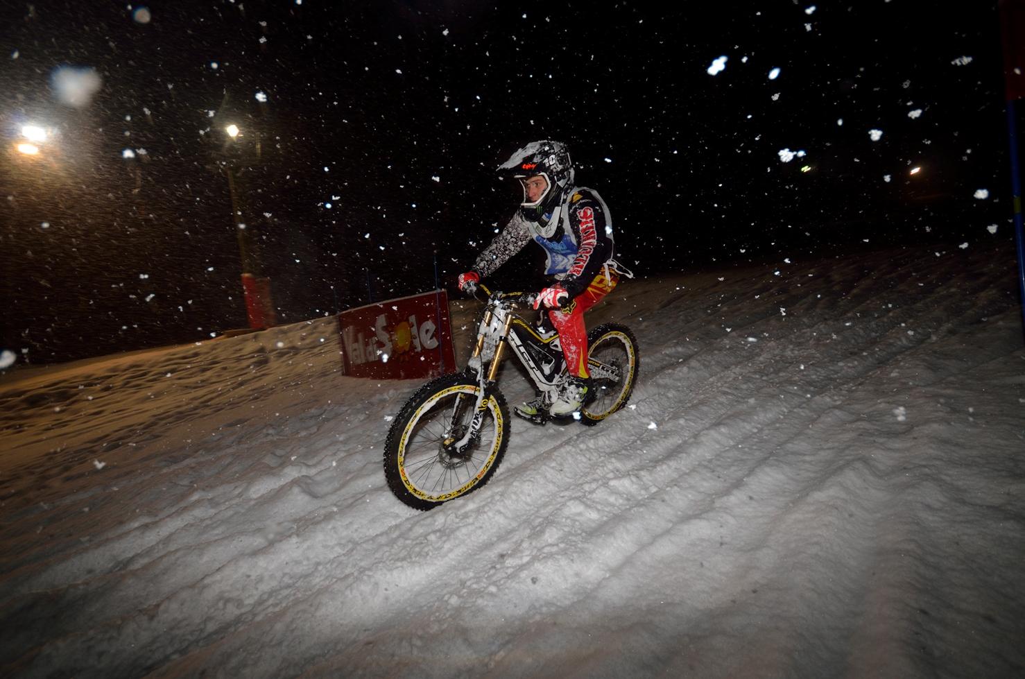 Winter DH Val di Sole.a