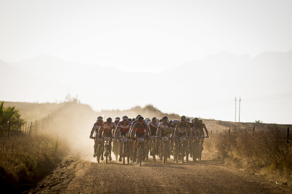 Absa Cape Epic 2015 Stage 7 Wellington to Durbanville