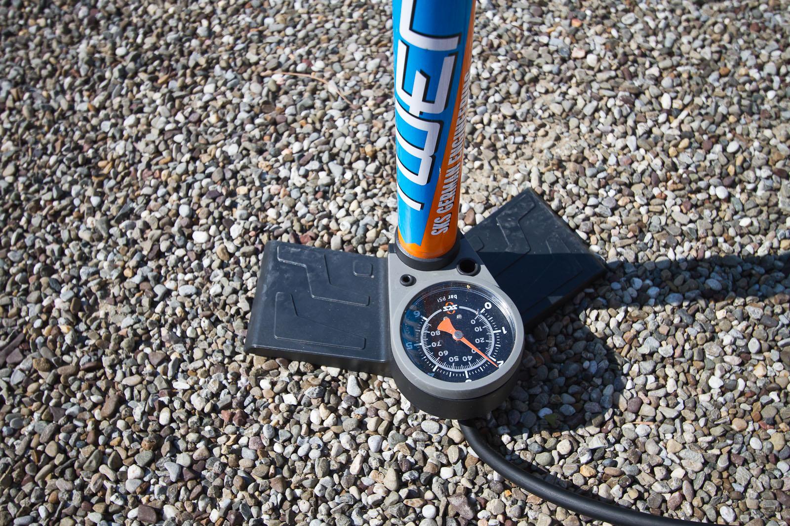 SKS Twenty-Niner floor pump