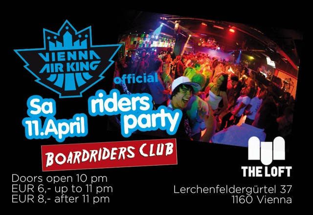 Riders Party