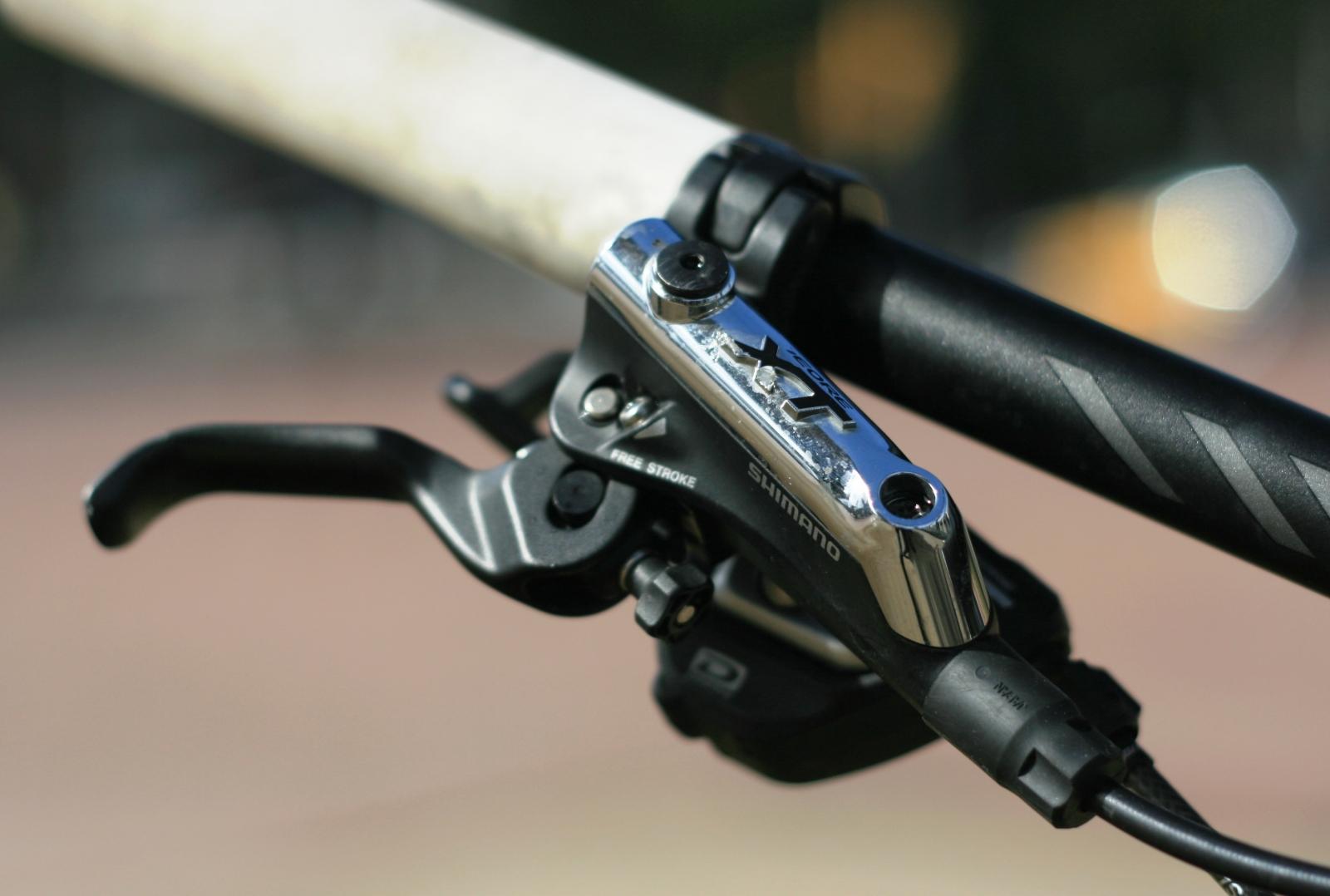 Stumpy Comp Carbon - Brakes