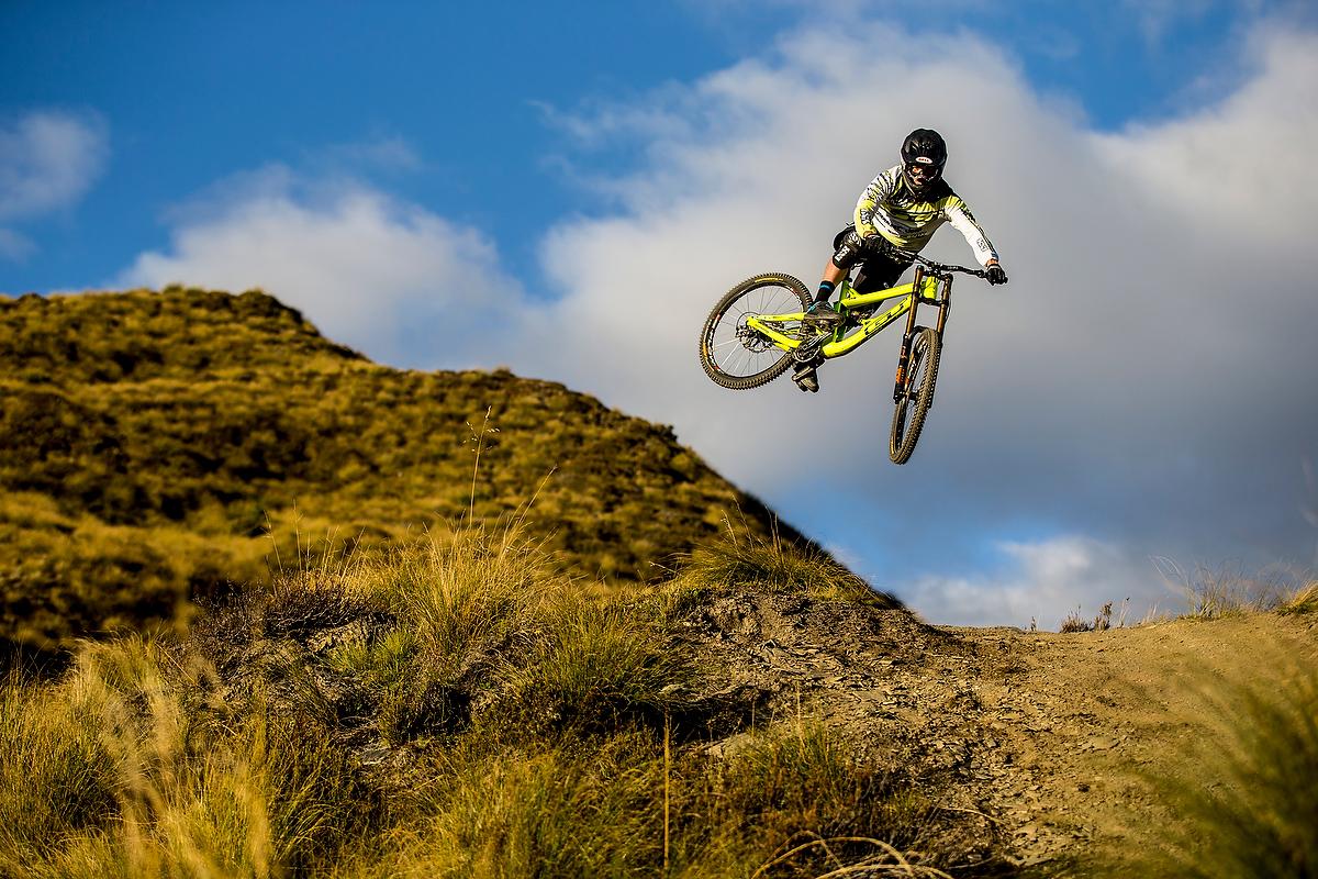 AthertonRacing Pre Season Riding Camp, Queenstown New Zealand.