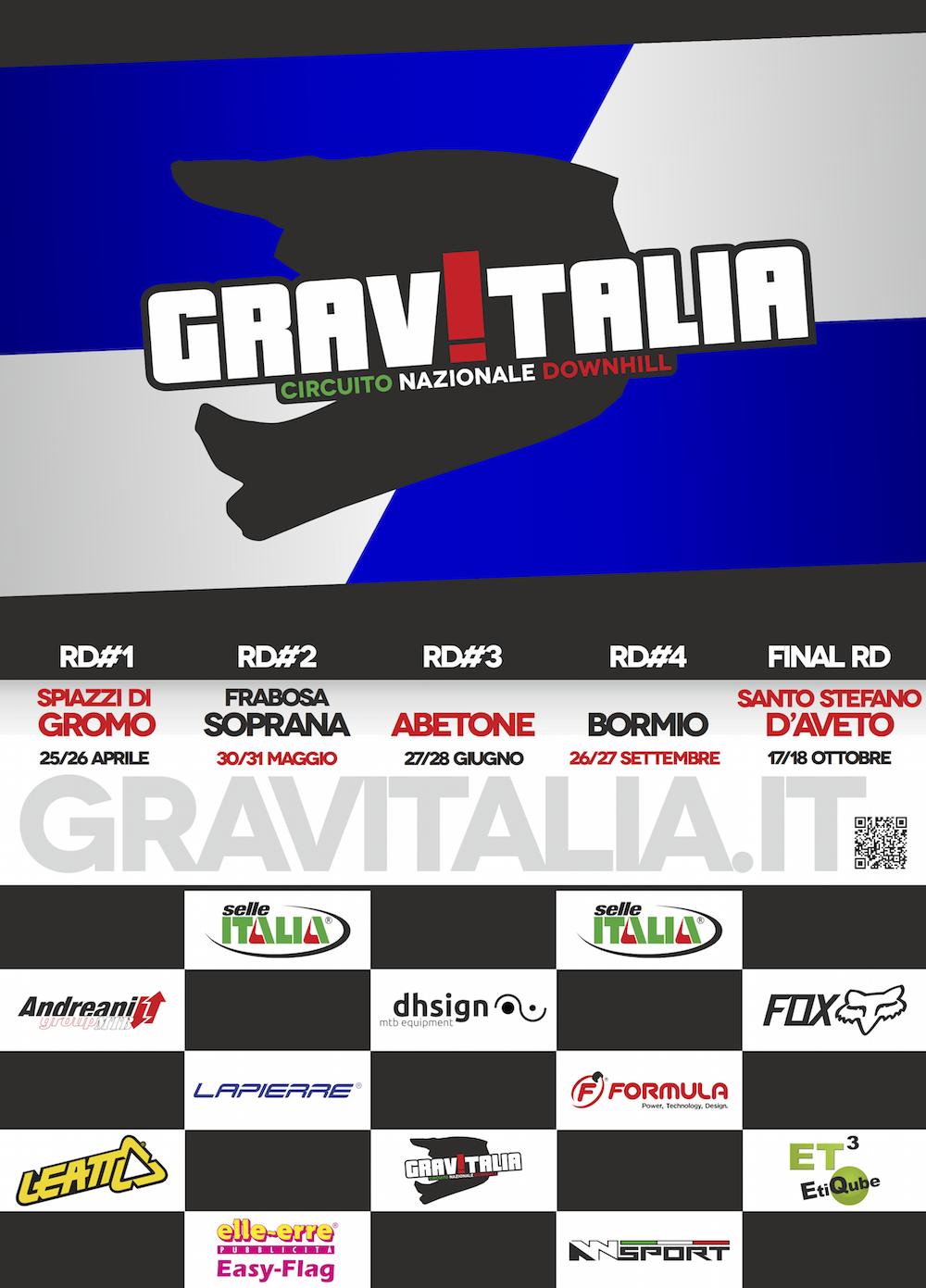 locandina gravitalia 2015