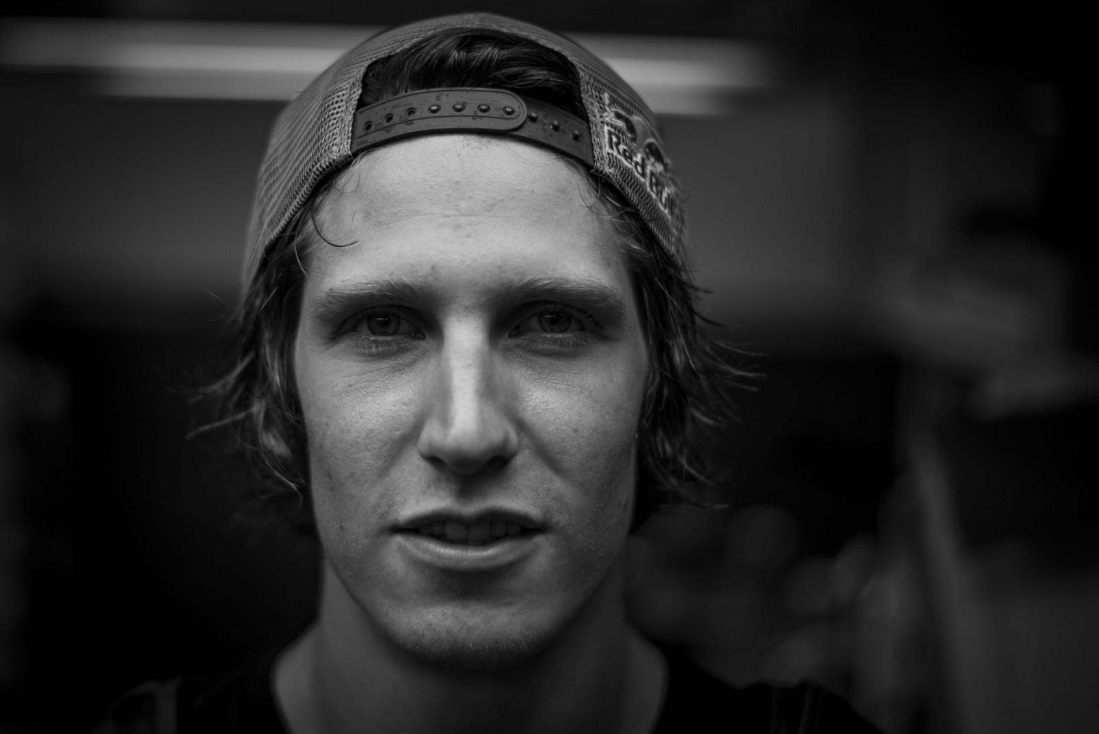 Red Bull Rampage >> 13 Monochromatic Photos of Brandon Semenuk | MTB-MAG.COM