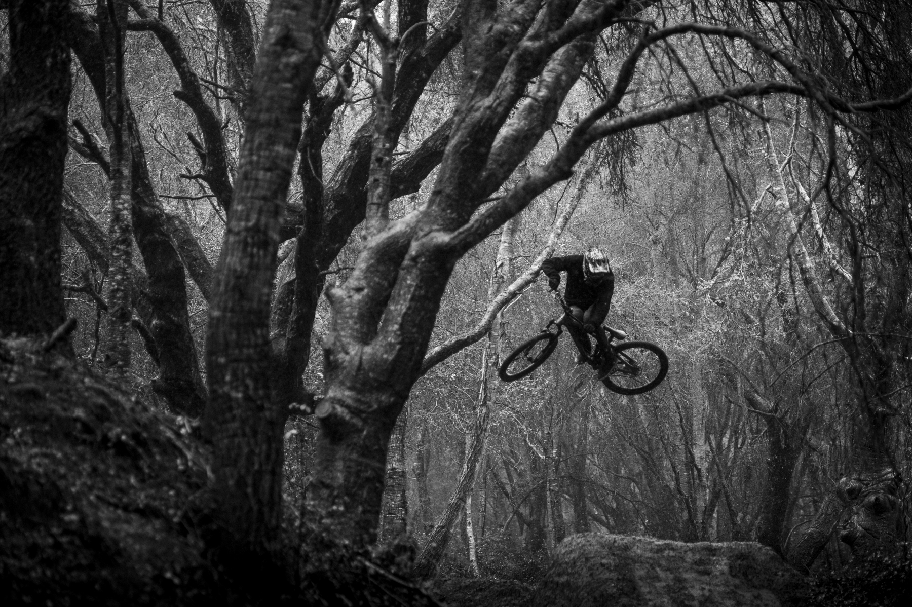 Filming RAW100 with Rupert Walker.  Freedom, California 2015