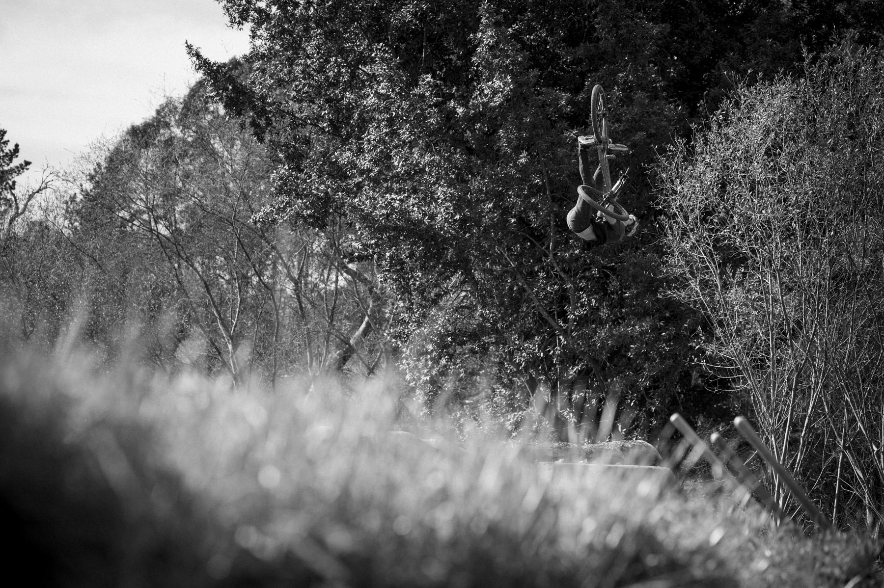 Slopestyle Prep at Deer Camp.  Soquel, California 2015