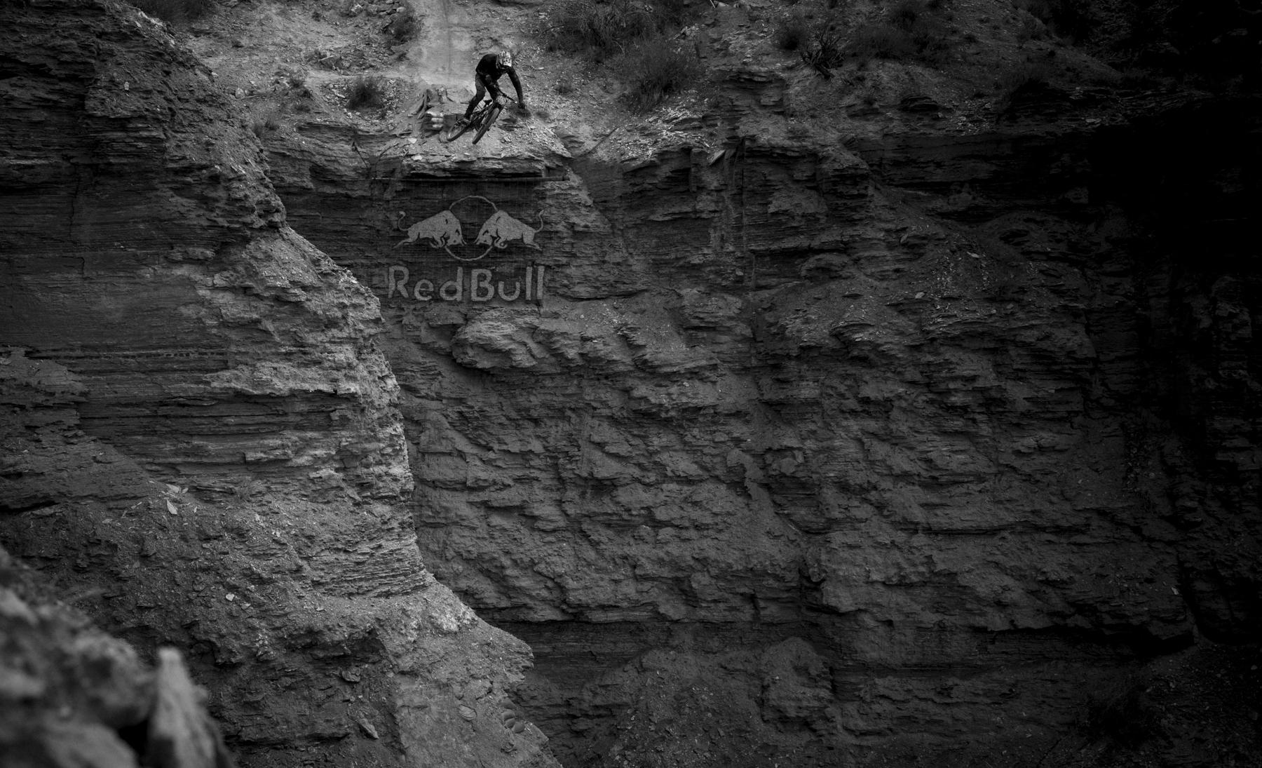 Red Bull Rampage.  Virgin, Utah 2013