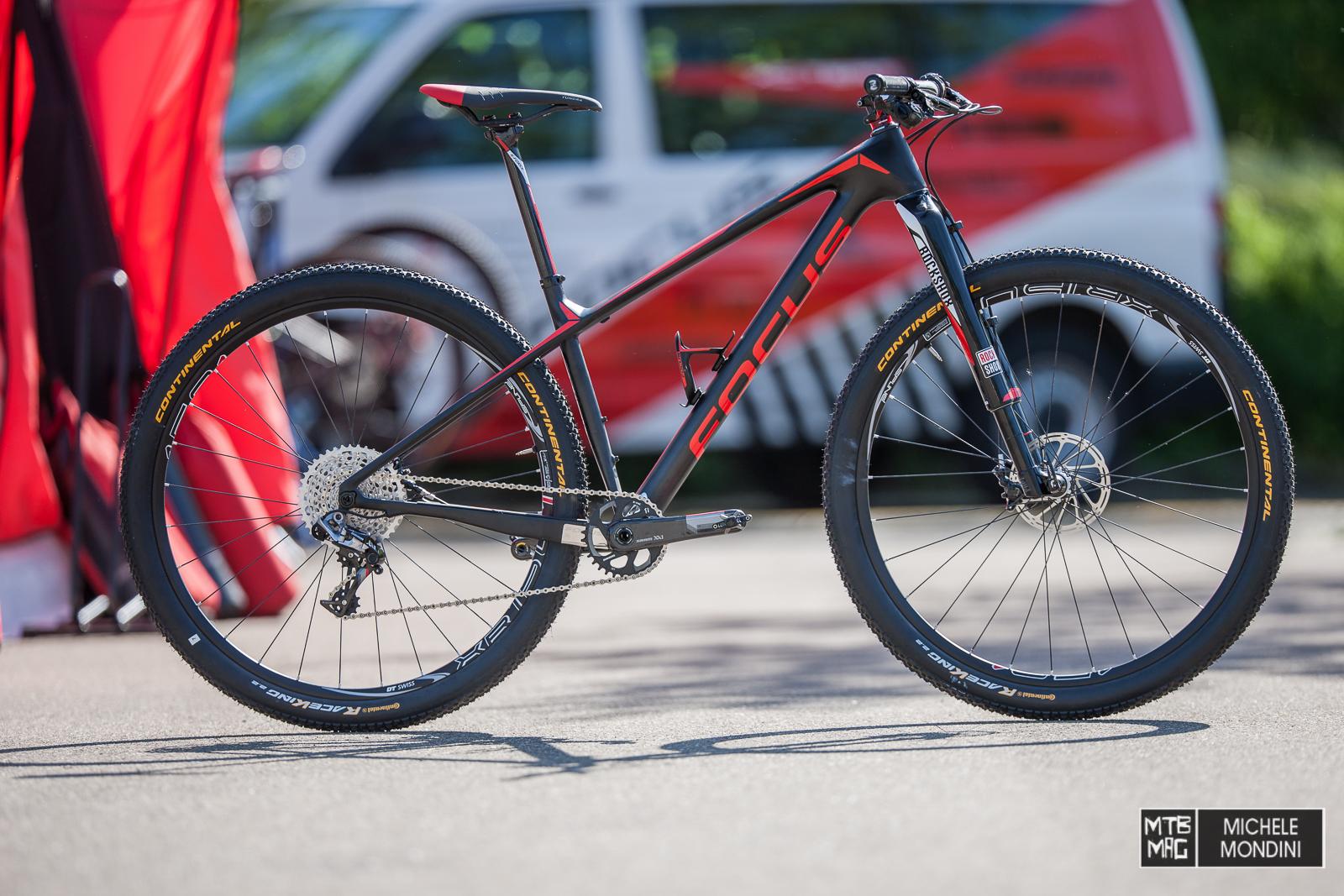 29er Mountain Bike >> MTB-MAG.COM - Mountain Bike Magazine | New Focus Raven Max